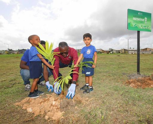 HDC starts drive for green communities - Trinidad Guardian