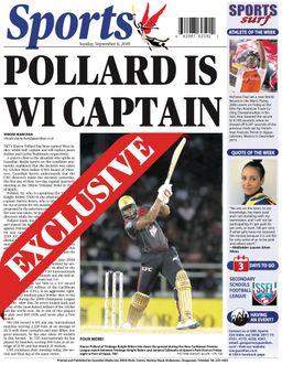 Sports - Trinidad Guardian